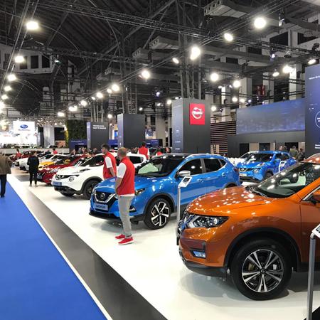 Nissan presenta su futura estrategia en el Salón de Barcelona