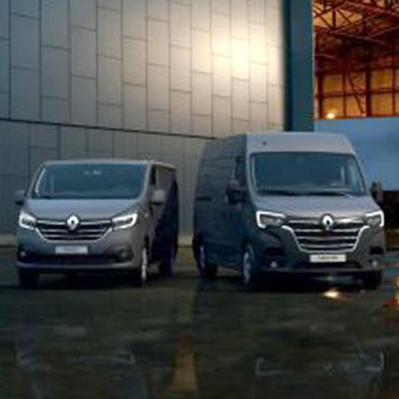 Los vehículos comerciales de Renault entran en una nueva dimensión