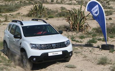 Dacia Duster 4×4 vuelve al circuito de Evasión
