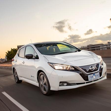 Nissan acumula 10 meses de crecimiento consecutivo en el segmento de vehículos eléctricos