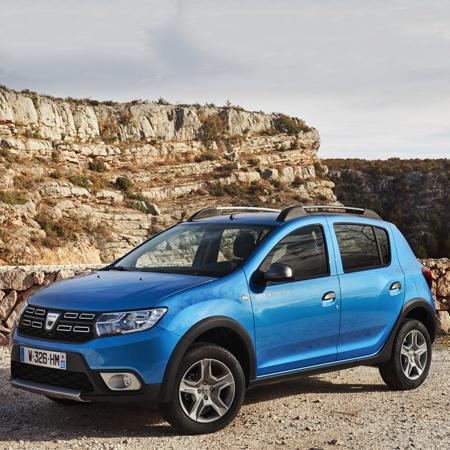 Dacia Sandero: Líder absoluto del mercado de particulares en el 1er semestre 2019