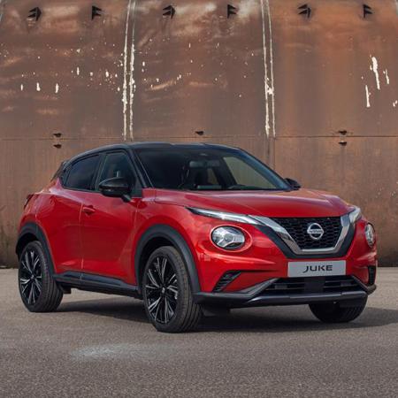 Llega el Nuevo Nissan Juke 2020