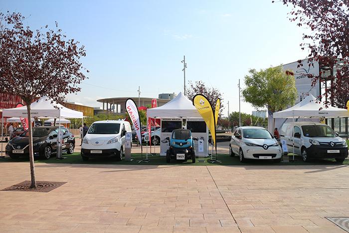 Grupo Arvesa participó en la I Feria de Movilidad Sostenible