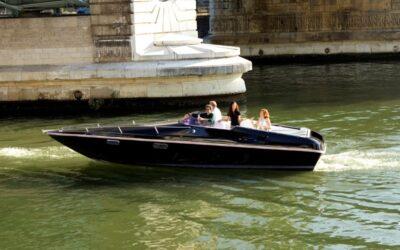 """Black Swan, el primer barco de pasajeros 100% eléctrico equipado con baterías de """"segunda vida"""""""
