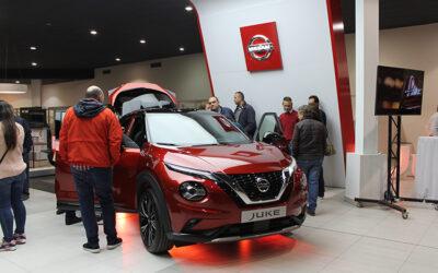 Nissan Arvesa presenta el Nuevo Nissan JUKE
