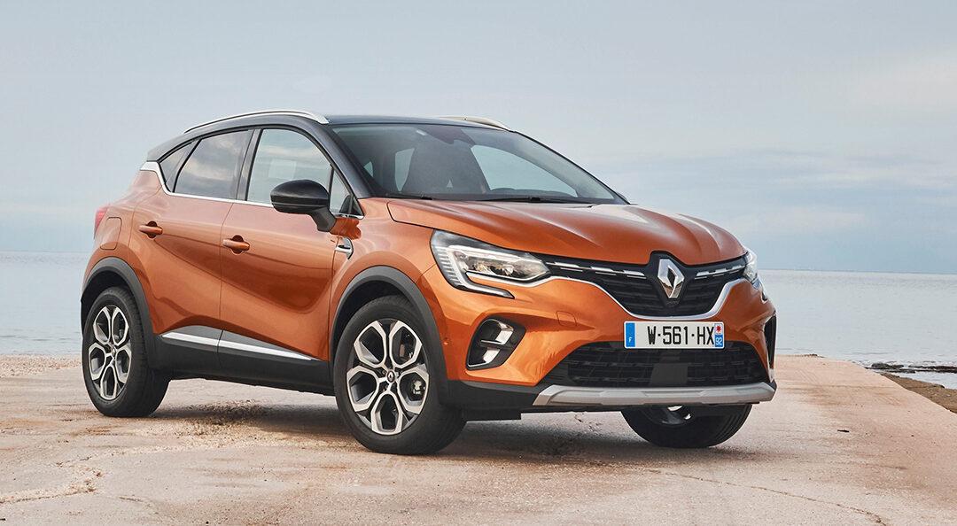 El Nuevo Renault Captur obtiene las 5 estrellas de EuroNCAP