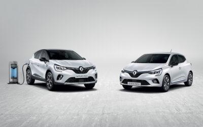 Renault presenta los nuevos Clio E-TECH y Captur E-TECH Plug-in