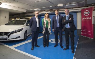 Nissan entrega el vehículo eléctrico 7.000 en Zaragoza