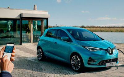 Más de 300.000 vehículos eléctricos Renault vendidos en Europa