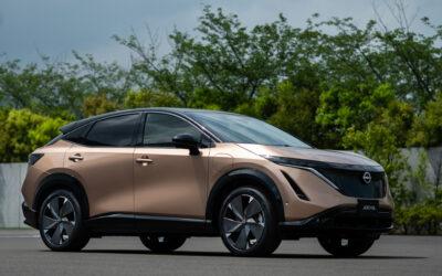 Nissan ARIYA aterriza en Europa