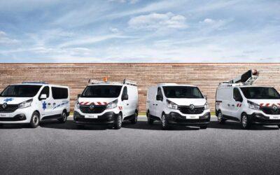 La caravana de vehículos adaptados llega a Renault Vearsa