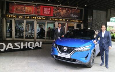 Christian Costaganna, director de ventas Nissan Iberia, analiza en Zaragoza la estrategia de la marca en la electrificación del automóvil