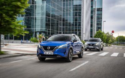 Nissan ya equipa hoy en toda su gama de turismos y crossovers los dispositivos de seguridad ADAS obligatorios en Europa a partir de 2022