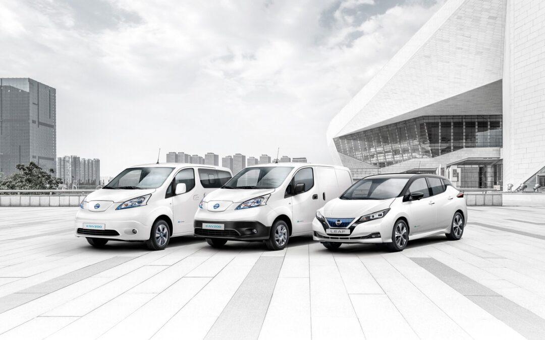 Nissan ya ha alcanzado las 250.000 ventas de vehículos eléctricos en Europa